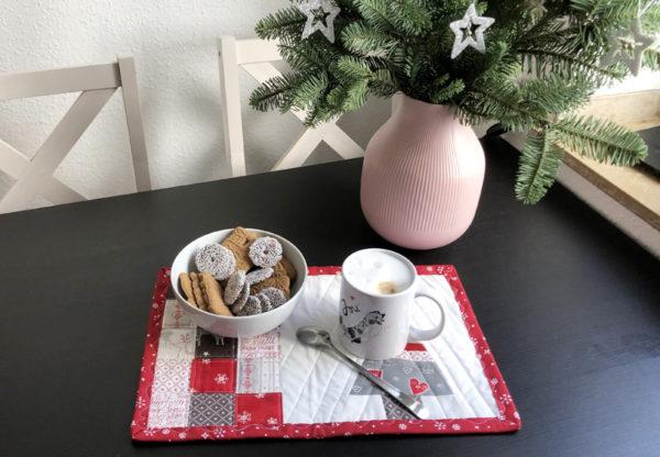 Placemat & Mug Rug 🎅